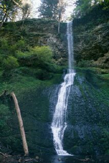 Silver Creek falls State Park Middle North Falls.jpg