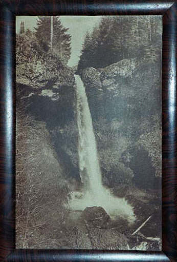 Photo taken by June Drake of North Falls around 1900