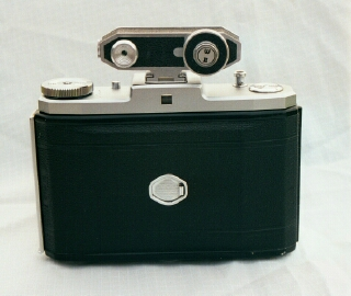 Zeiss-Ikon Nettar rear veiw